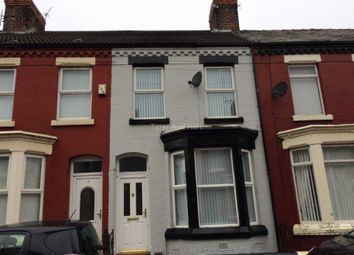 Thumbnail 4 bed shared accommodation to rent in Halsbury Road, Liverpool