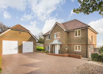 Thumbnail 5 bedroom detached house for sale in Swiss Way, Folkestone