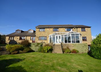 Thumbnail 5 bed detached house for sale in The Sycamores, 49 North Cross Road, Grimescar, Huddersfield