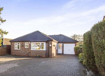 Thumbnail 3 bed bungalow for sale in Fosse Close, Enderby, Leicester, Leicestershire
