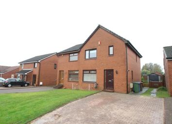 Thumbnail 3 bed semi-detached house for sale in Glenbuck Avenue, Robroyston, Glasgow, Lanarkshire