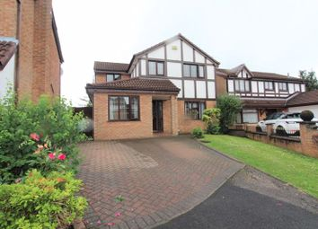 Thumbnail 5 bed detached house for sale in Saltram Close, Radcliffe, Manchester