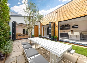 Thumbnail 5 bed detached house for sale in Ennismore Avenue, Chiswick, London
