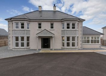 Thumbnail 4 bed detached house for sale in Ladysbridge Avenue, Ladysbridge, Banff, Aberdeenshire