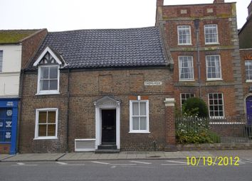Thumbnail 1 bed flat to rent in Chapel Road, Wisbech