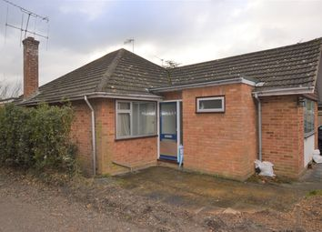 Thumbnail 3 bed detached bungalow to rent in Saunders Lane, Hook Heath, Woking, Surrey