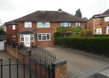 Thumbnail 8 bed semi-detached house for sale in Springfields, Coleshill, Birmingham, Warwickshire