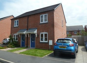 Thumbnail 2 bed semi-detached house to rent in 48 Essex Road, Church Stretton, Shropshire