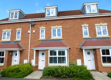 Thumbnail 4 bed property for sale in Heather Court, Castleford