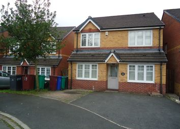 Thumbnail 4 bedroom detached house for sale in Manswood Drive, Manchester