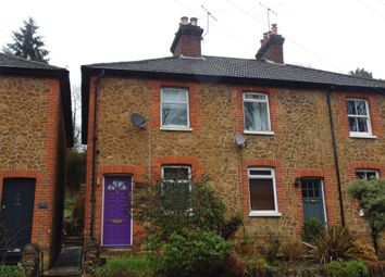 Thumbnail 2 bedroom end terrace house to rent in Brighton Road, Godalming