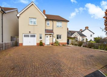 Thumbnail 4 bed detached house for sale in Stonegallows, Taunton