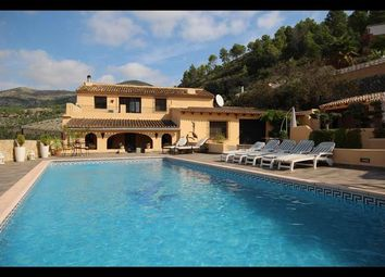 Thumbnail 4 bed finca for sale in Spain, Valencia, Alicante, Lliber