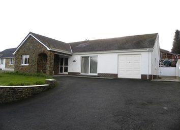 Thumbnail 3 bed detached bungalow for sale in ., Pencader