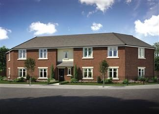 Thumbnail 2 bed flat for sale in Queensgate, Yarm Road, Stockton On Tees