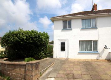 Thumbnail 3 bed semi-detached house for sale in Hautbois Gardens, Bellozanne Road, St. Helier, Jersey