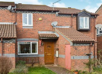 Thumbnail 2 bed terraced house for sale in Corn Hill, Two Mile Ash, Milton Keynes