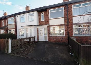Thumbnail 2 bedroom terraced house for sale in Coronation Road South, Hull