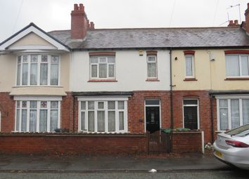 Thumbnail 2 bed terraced house for sale in Hallam Street, West Bromwich