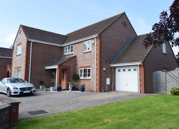 Thumbnail 5 bed detached house for sale in Back Lane, Westhay, Glastonbury