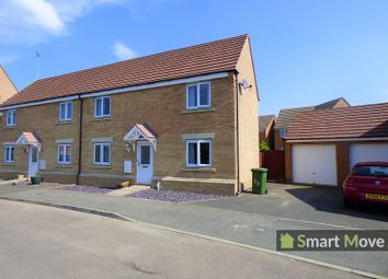 Thumbnail 3 bed semi-detached house for sale in Geddington Road, Peterborough, Cambridgeshire.