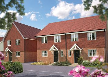 """Thumbnail 4 bedroom detached house for sale in """"The Tangmere"""" at Fulbeck Avenue, Worthing"""