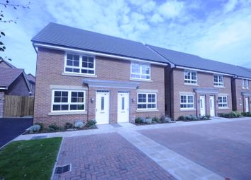 Thumbnail 2 bed semi-detached house for sale in Somerton Close, Littleover, Derby