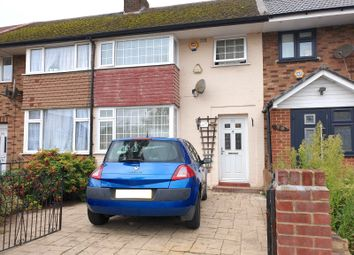 Thumbnail 3 bed terraced house to rent in Princess Park Lane, Hayes