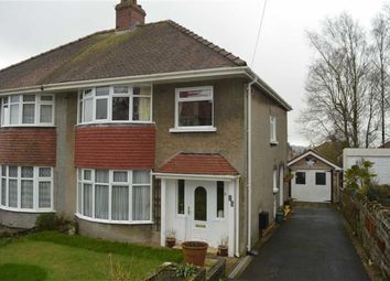 Thumbnail 3 bed semi-detached house for sale in Wimmerfield Crescent, Killay, Swansea