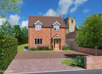 Thumbnail 3 bed detached house for sale in Mill Lane, Feckenham, Redditch