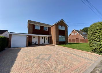 Newtown, Tadley RG26. 3 bed detached house