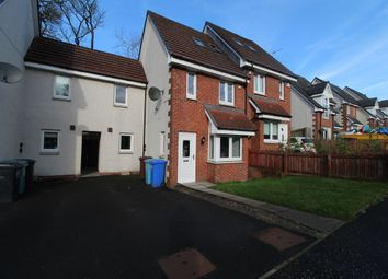 Thumbnail 3 bed town house for sale in Milldam Road, Caldercruix, North Lanarkshire
