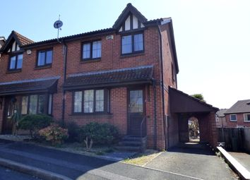 Thumbnail 3 bed terraced house to rent in West Park Drive, Plympton, Plymouth