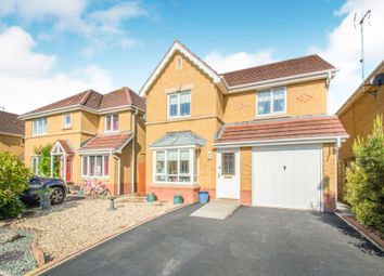 Thumbnail 4 bedroom detached house for sale in Glyn Y Gog, Rhoose, Barry