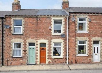 Thumbnail 2 bed terraced house to rent in Argyle Street, York