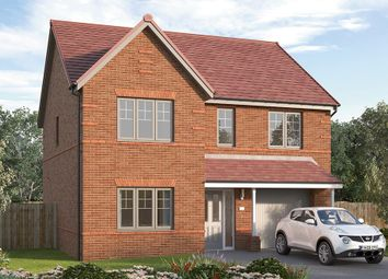 "Thumbnail 4 bed detached house for sale in ""The Sudbury"" at Etwall Road, Mickleover, Derby"