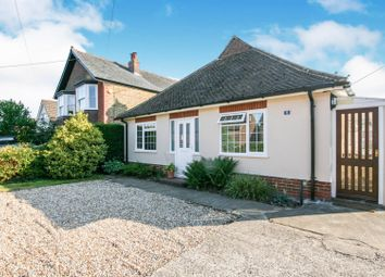 Thumbnail 2 bed detached bungalow for sale in The Hill, Canterbury