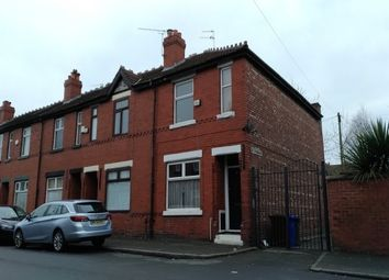 Thumbnail 3 bed end terrace house to rent in Fairhaven Avenue, Chorlton Cum Hardy, Manchester