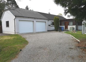 Thumbnail 4 bedroom detached bungalow for sale in Granary Park, Rafford, By Forres