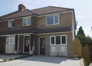 Thumbnail 2 bed end terrace house for sale in Dynes Road, Kemsing, Sevenoaks
