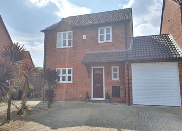 Thumbnail 3 bed link-detached house for sale in Valerian Close, Abbeymead, Gloucester