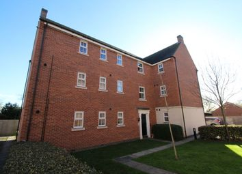 Thumbnail 2 bedroom flat for sale in Lace Makers Close, Borrowash, Derby