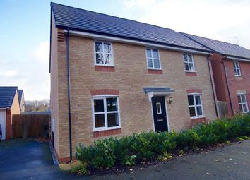 Thumbnail 3 bed property for sale in Little Mountain Court, Wrexham