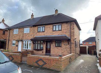 Thumbnail 3 bed semi-detached house for sale in Waterside Drive, Blurton, Stoke-On-Trent, Staffordshire