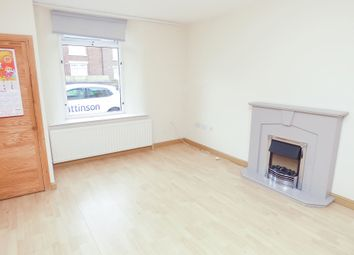 Thumbnail 1 bed flat to rent in Front Street, Leadgate, Consett