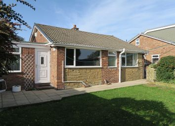 Thumbnail 2 bed detached bungalow for sale in Wharfedale Rise, Tingley, Wakefield