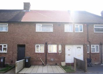 Thumbnail 3 bed terraced house to rent in Clarke Way, Garston, Watford