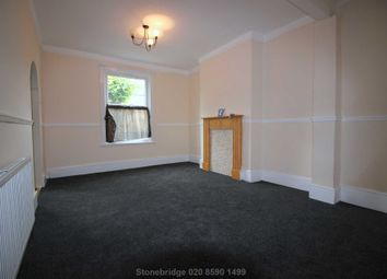 Thumbnail 3 bedroom terraced house to rent in Carlton Road, London