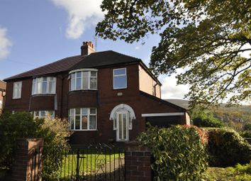 Thumbnail 3 bed semi-detached house for sale in Huddersfield Road, Stalybridge