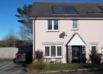3 bed semi-detached house for sale in Beacon View, Mount Hawke, Truro TR4